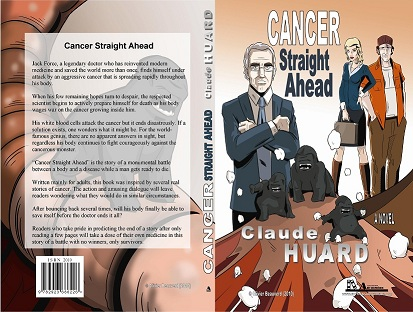 Cancer Straight Ahead - Cover