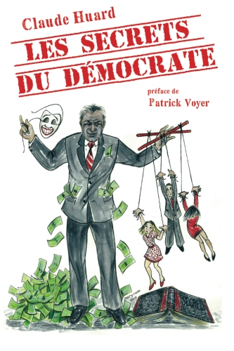 Les secrets du democrate - Cover
